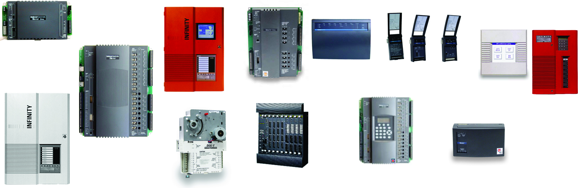 Schneider & Andover Controls Parts/Repair/Maintenance Service